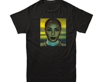 Sade Green Tint T-shirt