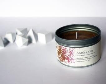 Barkskin Spell Candle