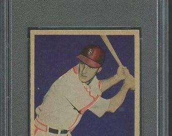 1949 Bowman Stan Musial #24 HOF PSA 6 -Centered