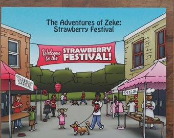 The Adventures of Zeke: Strawberry Festival