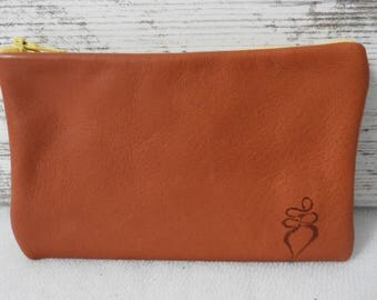 Wallet Light brown