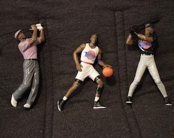 SPACE JAM Michael Jordan Action Figures