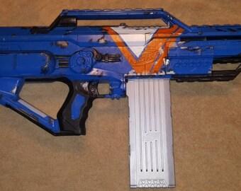 Destiny Rifle Nerf Gun Modification