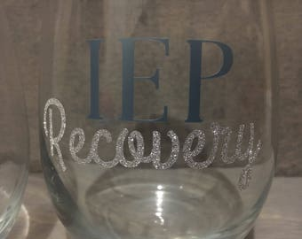 IEP Recovery Special Education Teacher, IEP Recovery, IEP Meeting Recovery, Special Ed Gift