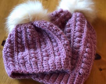 Mother/Baby Winter Hats