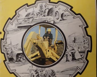1974 Ford buyer's guide - tractor equipment 72 pages