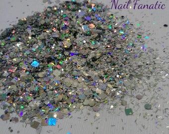 Kilowatt Holographic Glitter Mix