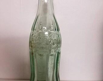 Vintage Coke Bottle West Point