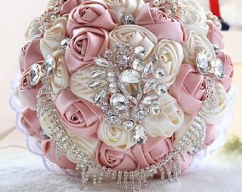 Artificial Bouquet Luxury Wedding Bouquet