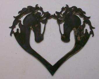 Horse Heart Sign