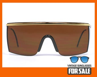 Vintage sunglasses Gianni Versace 790 original made in Italy 1985