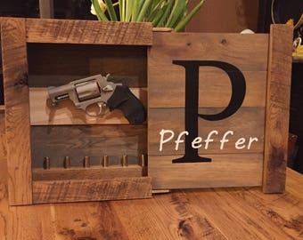 Gun Concealment Frame