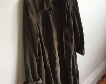 Vintage Military Inspired Jacket