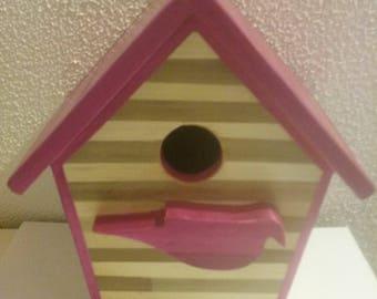 House nichoiren wood handmade