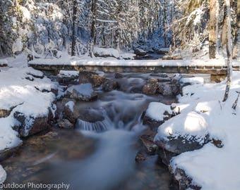 Jordan Pond, Acadia National Park