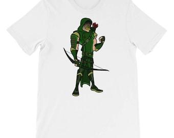 Arrow/Team arrow Short-Sleeve Unisex T-Shirt