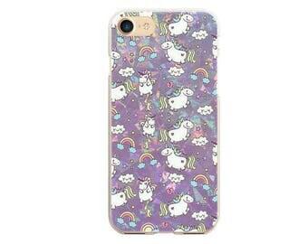 Iphone unicorn case, iphone 7 unicorn case, iphone 8 unicorn case iphone x unicorn case
