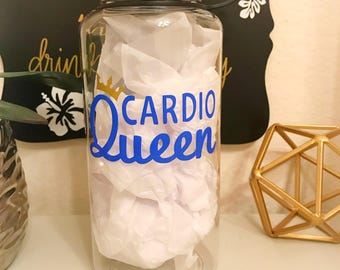 Cardio Queen Water Schedule