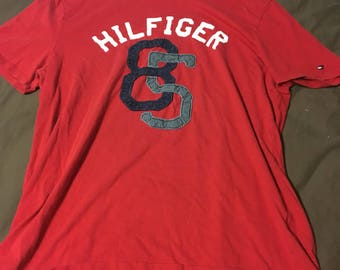 Tommy Hilfiger vintage t-shirt for boys