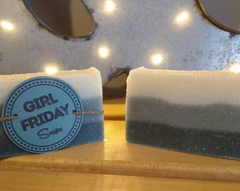Blue Waters Soap