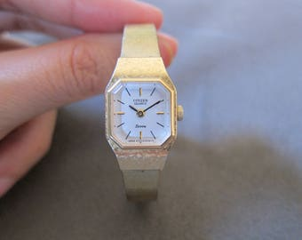 Vintage Citizen Women's Watch