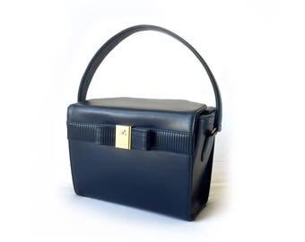Authentic Vintage Courreges vanity bag