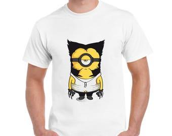 wolvenion T-Shirt, wolvenion shirt, Terminion T-shirt, Minion T-Shirt, Minion Shirt, Minion Tee