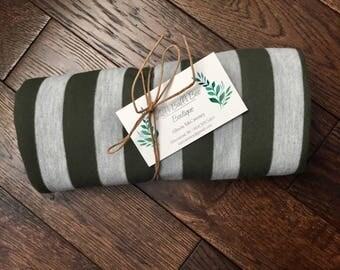 Jersey Baby Blanket