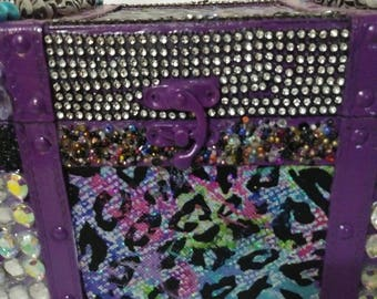 beautiful one of a kind jewelry box
