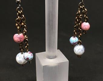 Handmade Dangling Jangles Earrings