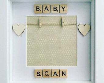 Personalised Letter Frames