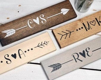 Handmade Wood Signs