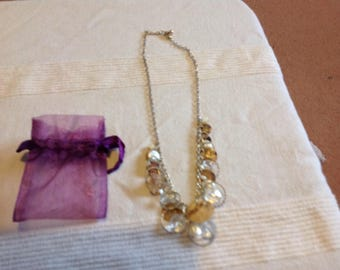 Ethnic shell necklace