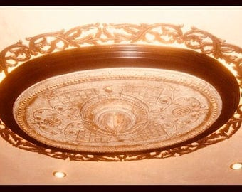 amazing ceiling or wall lighting panel .