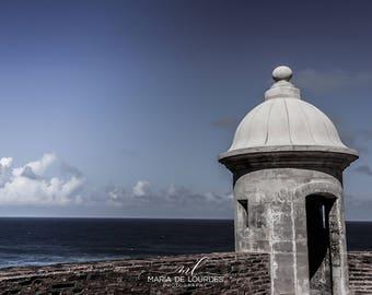 Puerto Rico in Pictures - Garita