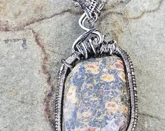 Unique Stone Pendant
