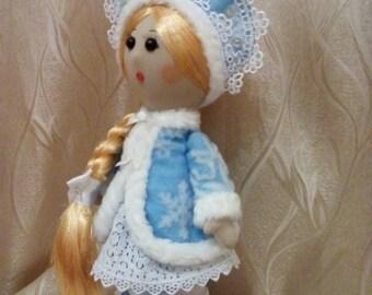"Snow Maiden ""Snegurochka"""