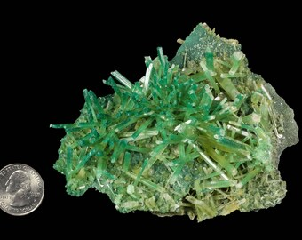 Selenite, Green