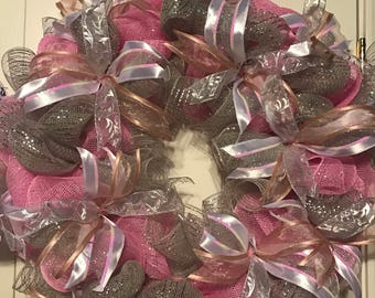 18 in sweet girls wreath