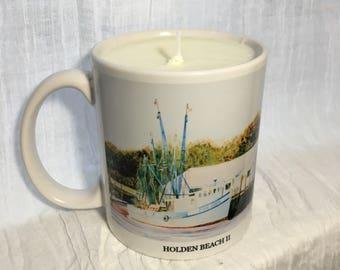 Creamsicle Mug Candle