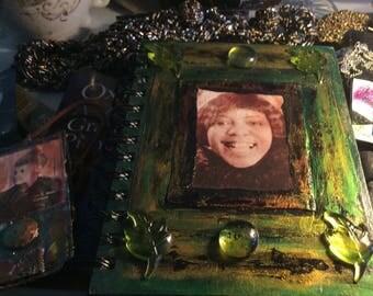 Bessie Smith Embellished Journal