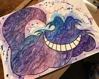 Cosmic water colors