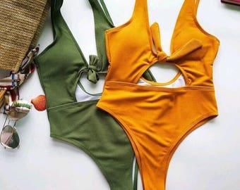 Bodysuit with bow