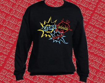 Comic Bubble Crewneck