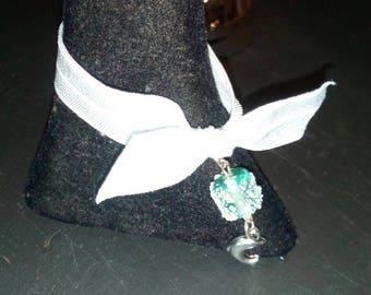 Ribbon Bracelet.