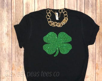 Shamrock Shirt, St. Patrick Day Shirt, Womens St. Patrick Day Shirt, Irish Shirt