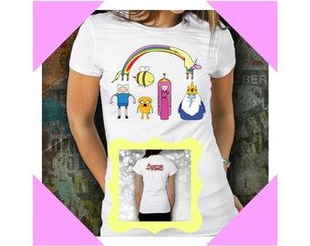 Adventure Time - Finn - Jake - Jake the Dog - Finn and Jake - Marceline - BMO - Finn the Human - Princess Bubblegum - Cartoon - Ice King