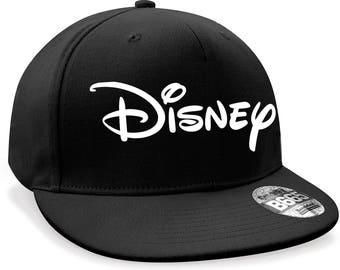 Disney Logo,BEECHFIELD  Snapback Baseball Cap