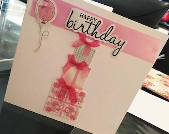 Female Happy Birthday