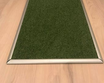 Potty Training Tool - Kit with fake grass mat